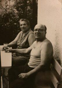 Die Eltern, Margarethe Ilgen, geb. Kümmel und Fritz Ilgen