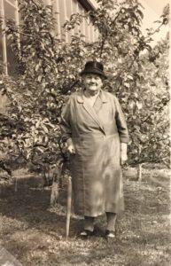 Frau Fiesel, die schwäbische Miss Marpel